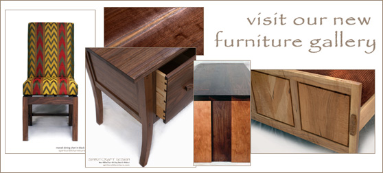 Fine Hardwood Furniture: Quality Handcrafted Furniture Made in the USA