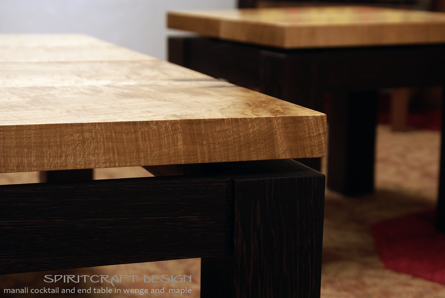 Manali Collection Floating Elements In Modern Furniture