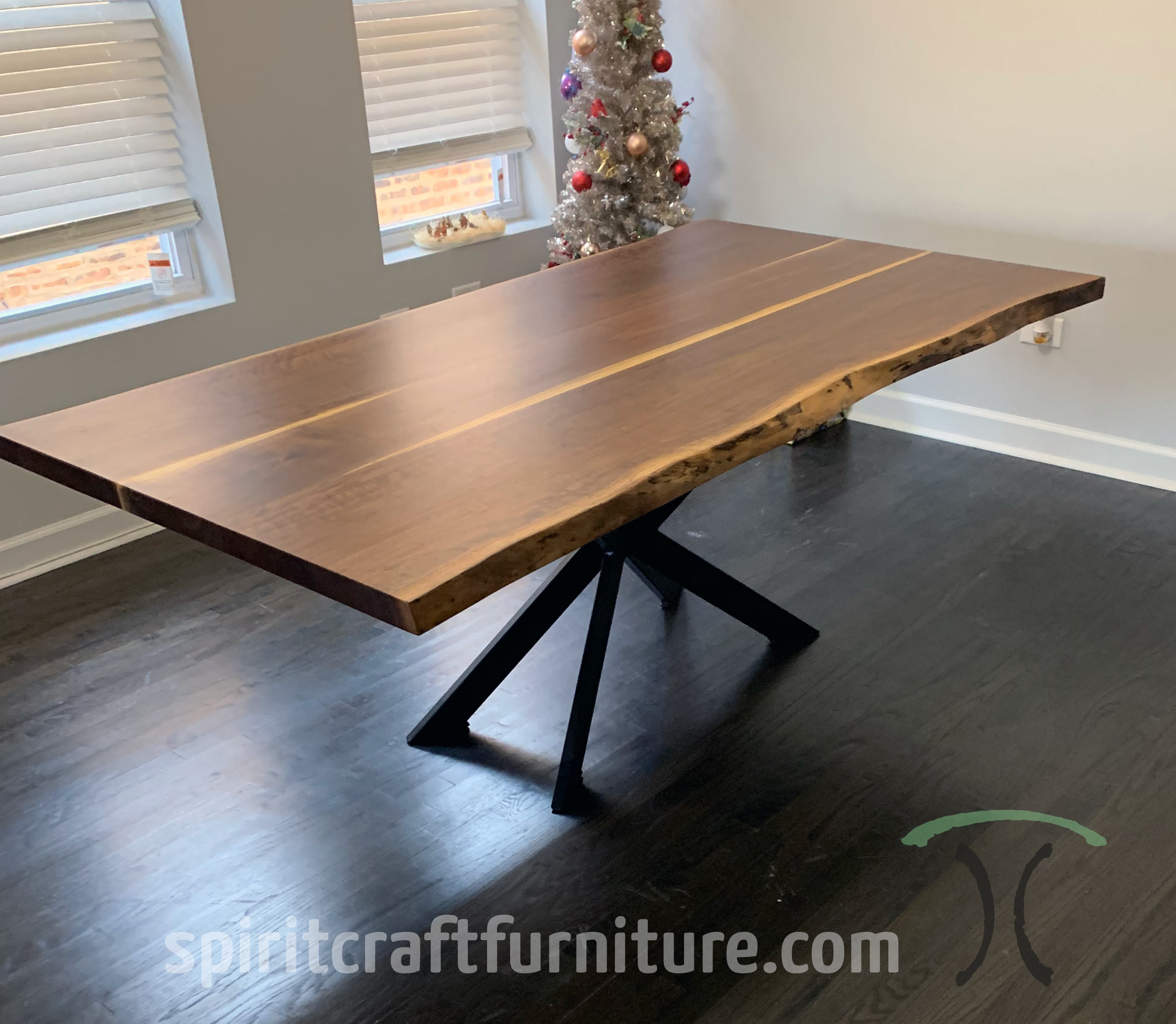 Strange Custom Solid Wood And Live Edge Dining Conference Tables Download Free Architecture Designs Scobabritishbridgeorg