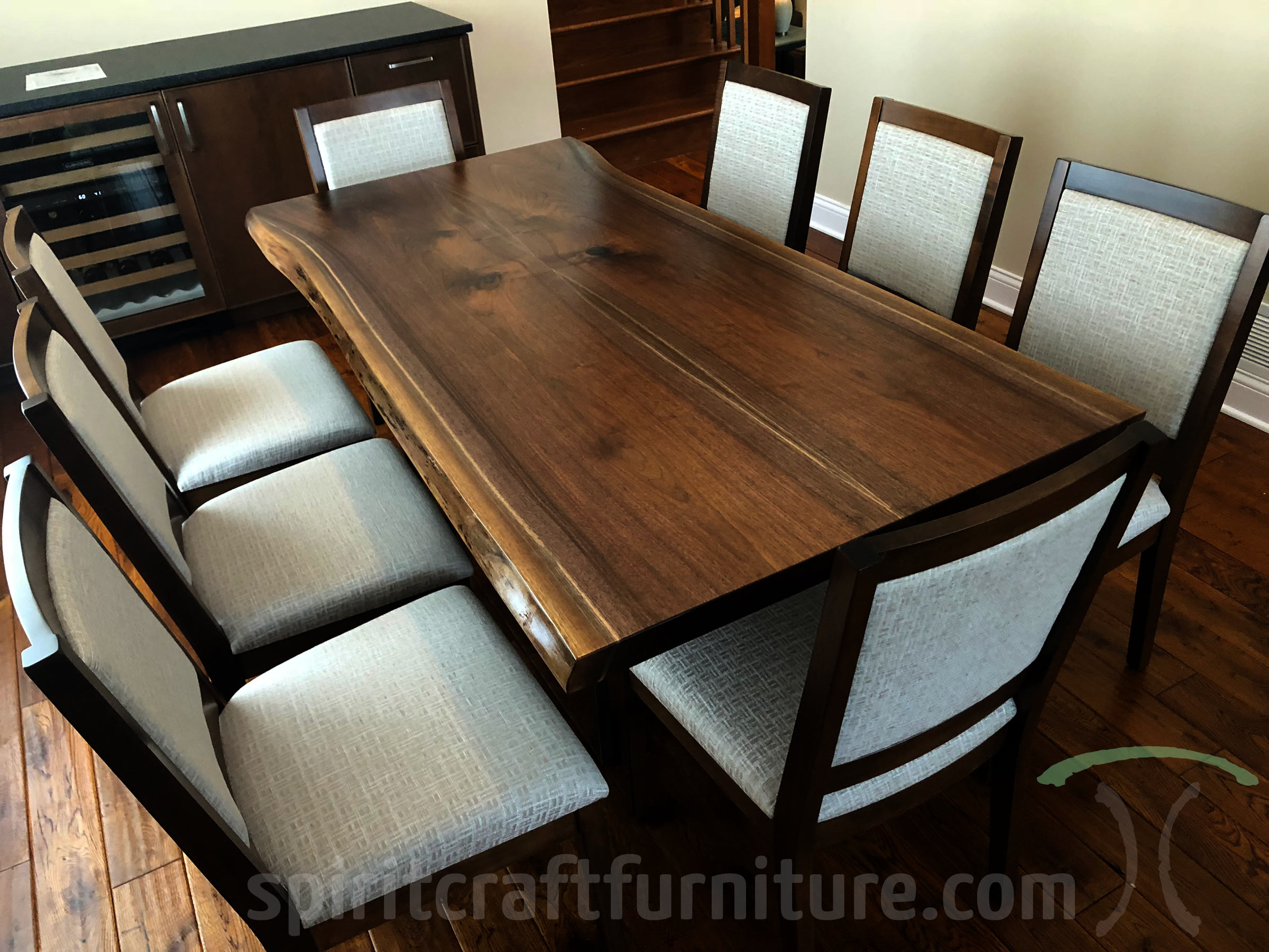 Amazing Custom Solid Wood And Live Edge Dining Conference Tables Home Interior And Landscaping Ologienasavecom